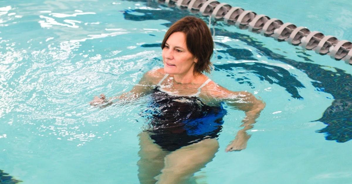 Γιατί το νερό που τρέχει μπορεί να είναι η προπόνηση που έχετε περιμένει
