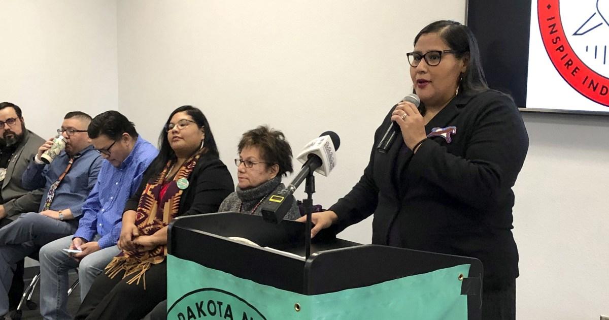 North Dakota, suku-suku asli setuju untuk menyelesaikan pemilih ID tuntutan hukum