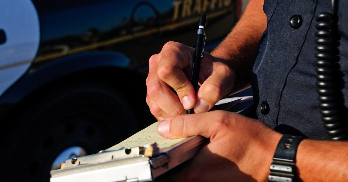 N. J. Polizei gezielt schwarze und Latino-Vierteln zu erfüllen, ticket-Kontingente, die Offiziere sagen