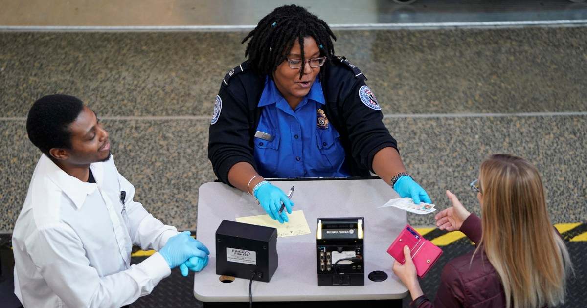 Airports warn of chaos with looming Real ID deadline