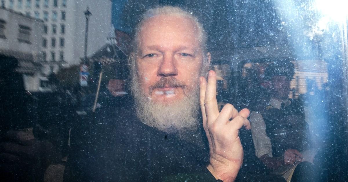 Ατού admin που προσφέρονται Assange χάρη αν έχει εκκαθαριστεί η Ρωσία μέσω ηλεκτρονικού ταχυδρομείου διαρροή, δικηγόρος λέει
