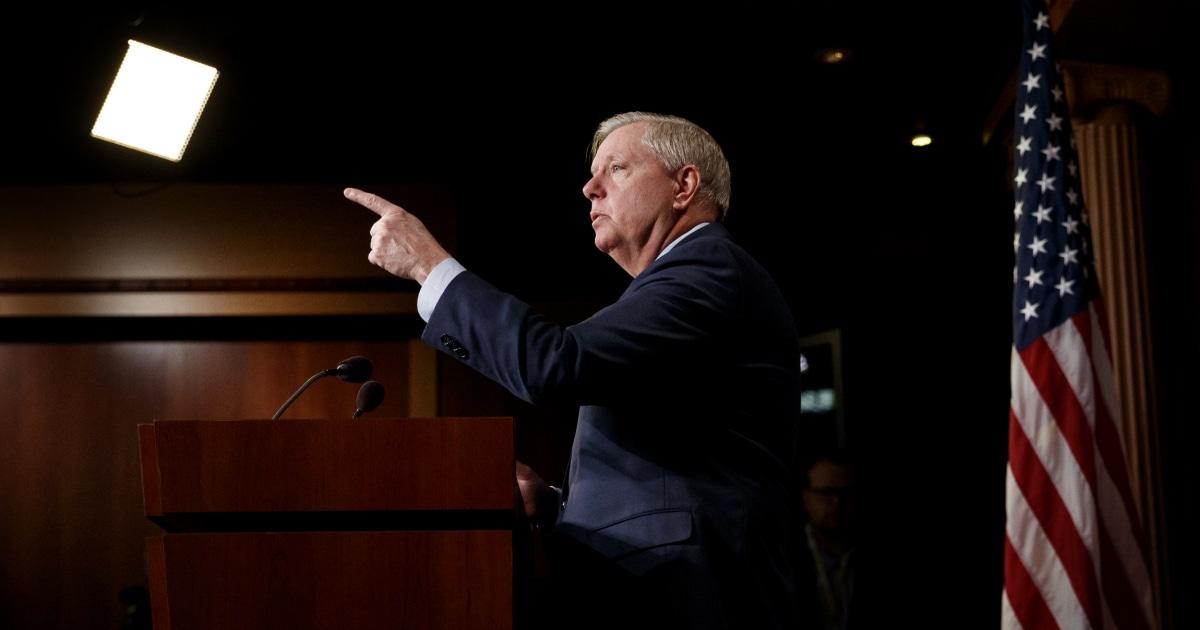 Graham λέει Υπουργός Άμυνας Esper θα μπορούσε να