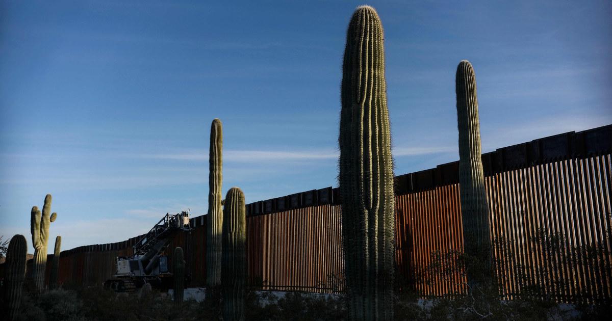 ネイティブアメリカの部族というペンタゴンに失敗した相談の国境壁の建設