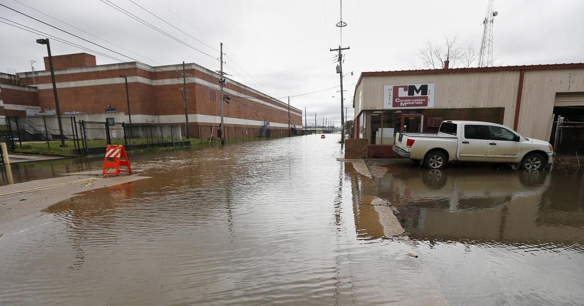 Μισισιπή πλημμύρες: Έως και 1.000 σπίτια φόβος που επηρεάζονται