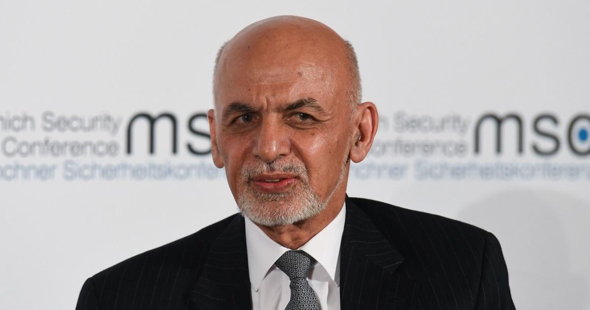 Αφγανός πρόεδρος Ασράφ Γκάνι κερδίσει δεύτερη θητεία
