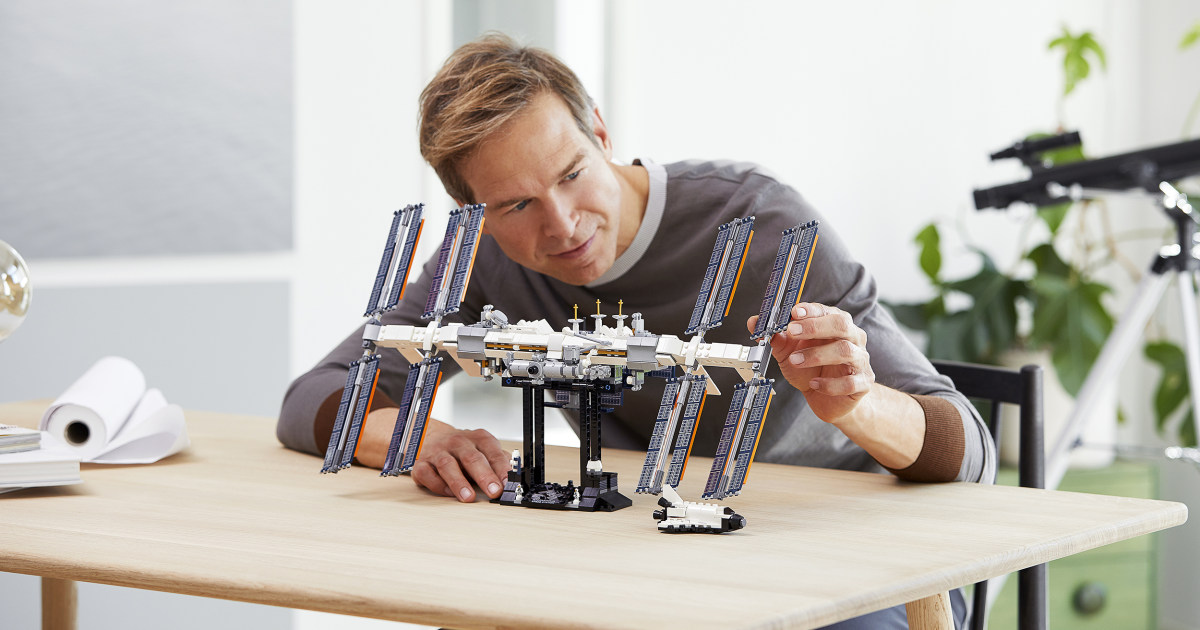 Το καλύτερο Lego για κάθε ηλικία: Από το Star Wars για να ISS