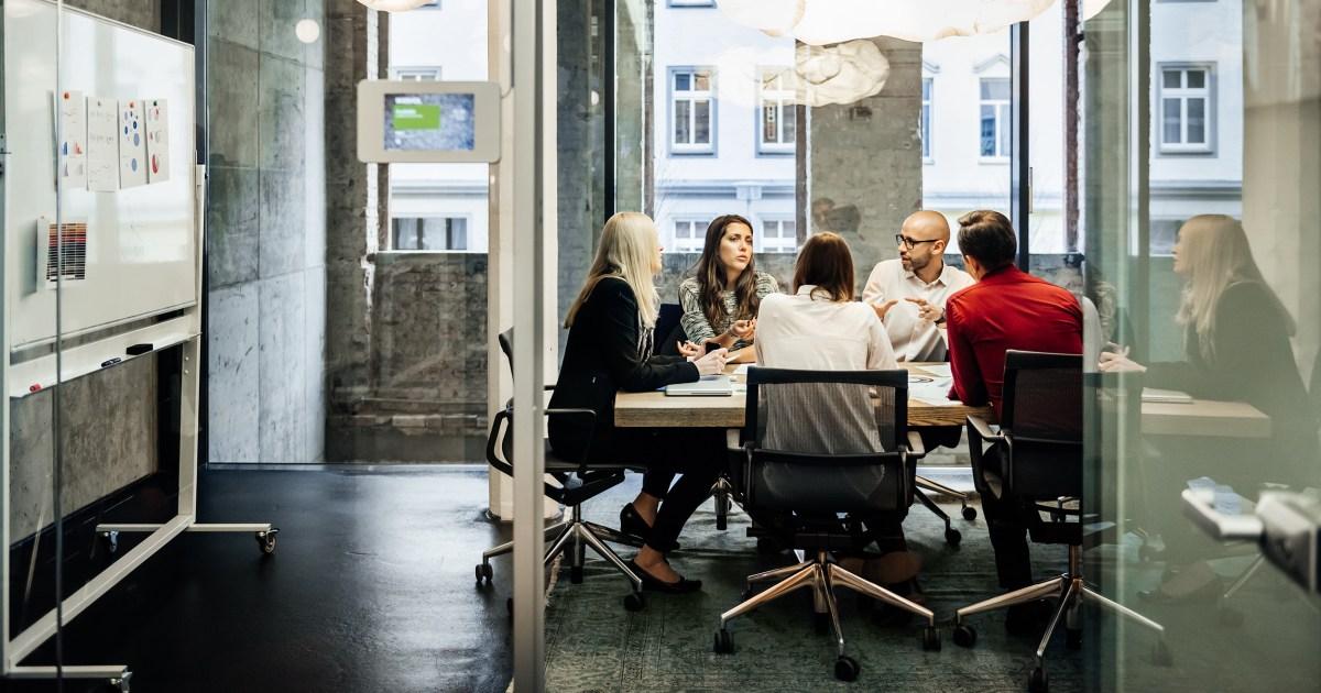 Μισώ τις συναντήσεις; Εδώ είναι πώς να κάνει τους αξίζει το χρόνο σας