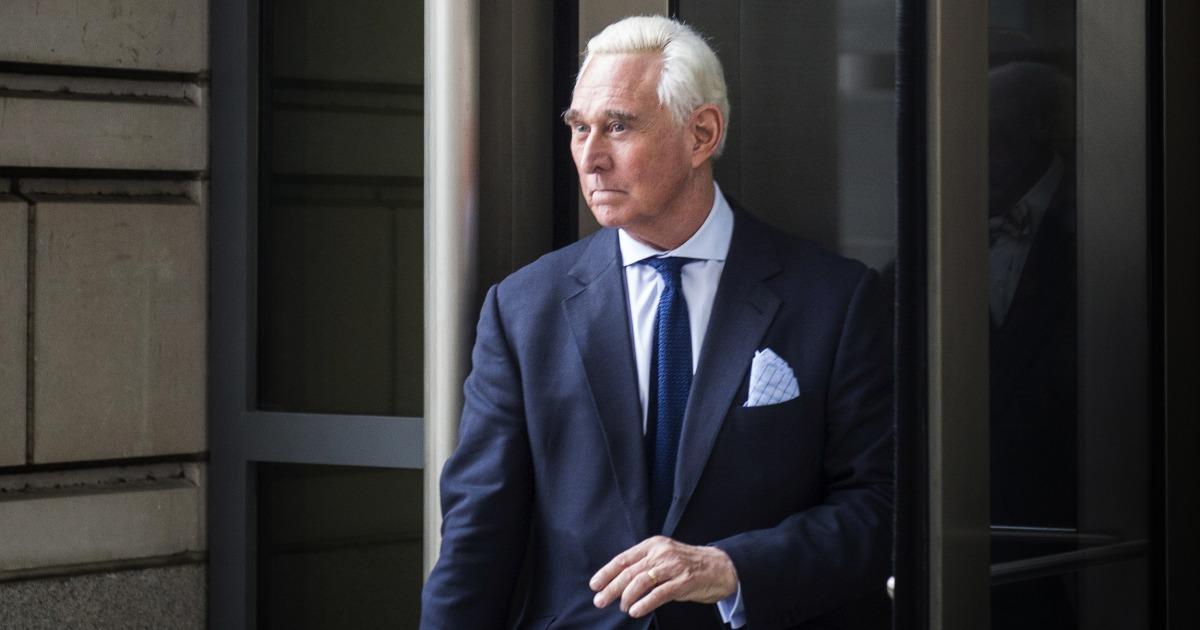 Can Congress investigate Trump's commutation of Roger Stone's sentence?