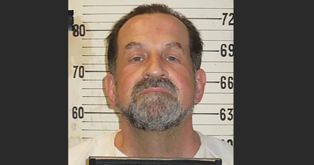 Inmate's supporters seeking to stop execution include family members of victims
