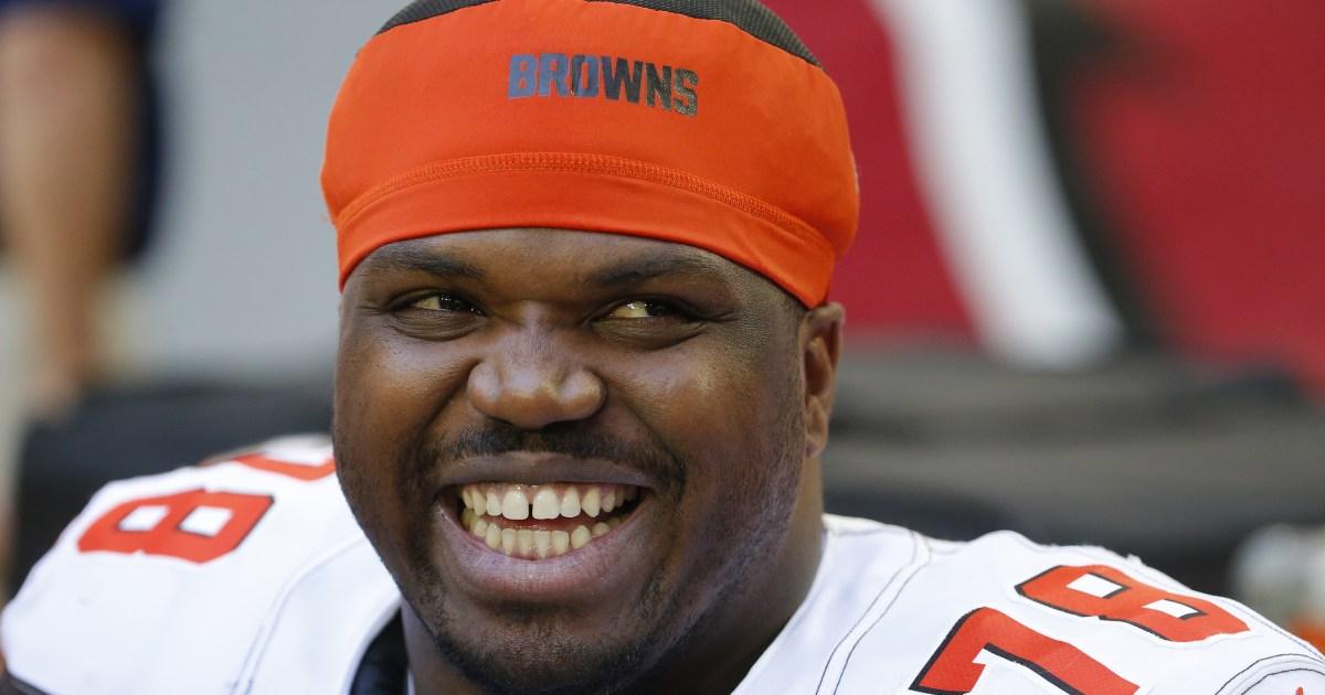 Cleveland Browns Γκρεγκ Ρόμπινσον, αντιμετωπίζει κατηγορίες για ναρκωτικά μετά από 157 κιλά χασίς βρέθηκε σε αυτοκίνητο