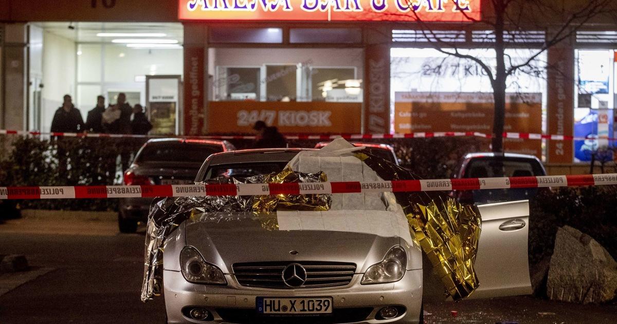 Rechtsextreme motive vermutet nach der tödlichen Attacke in Deutschland