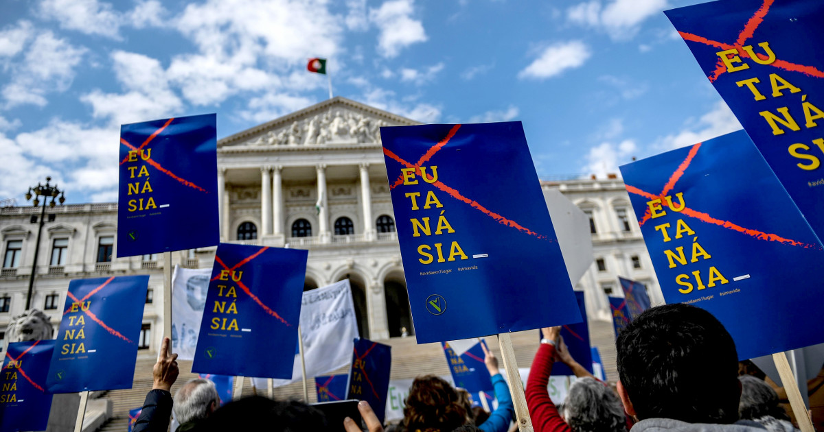 Die Portugiesische Gesetzgeber Stimmen, um zu ermöglichen, Euthanasie