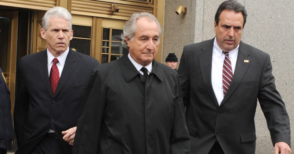 Bernie Madoff, mastermind behind largest Ponzi scheme in history, dies at 82