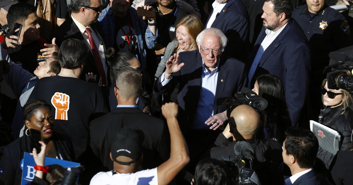 Sanders' gains with black voters are a big deal heading into the race's next phase