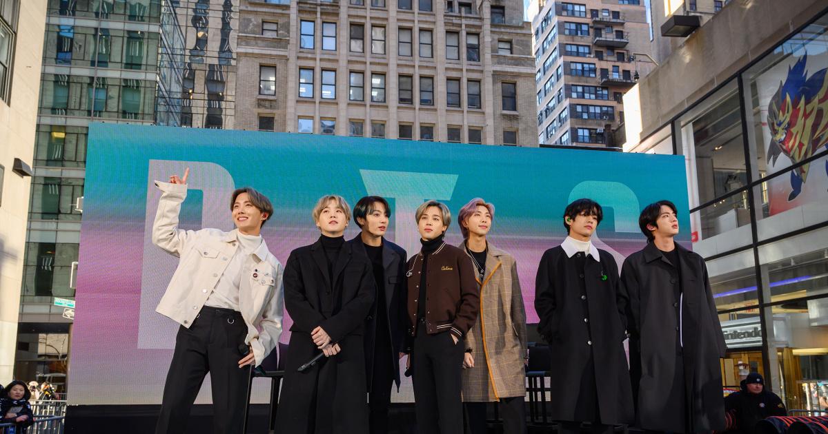BTS bekommt candid im neuen album durch das teilen von Höhen und tiefen des Ruhms
