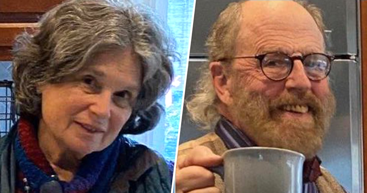 Two academics in their 70s rented a California cottage. They haven't been seen since.