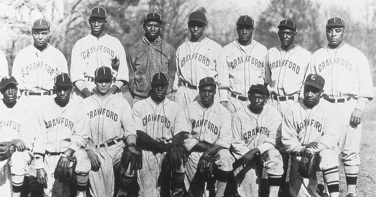 'Long overdue': Negro Leagues now part of Major League Baseball, stats counted in MLB records