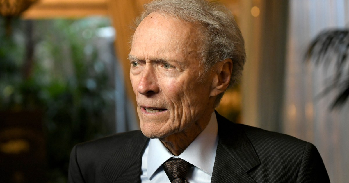 'Just get Mike Bloomberg in there': Clint Eastwood distances himself from Trump
