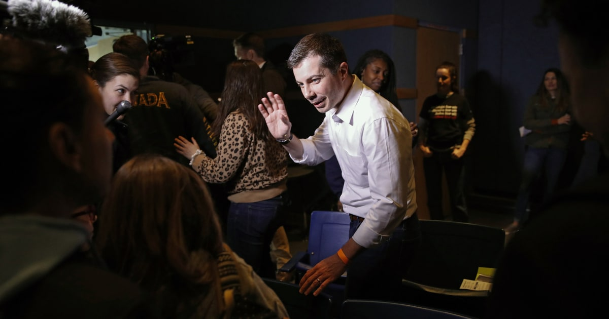The Vegas way: Buttigieg backer pulls winning card to break tie at Nevada caucus