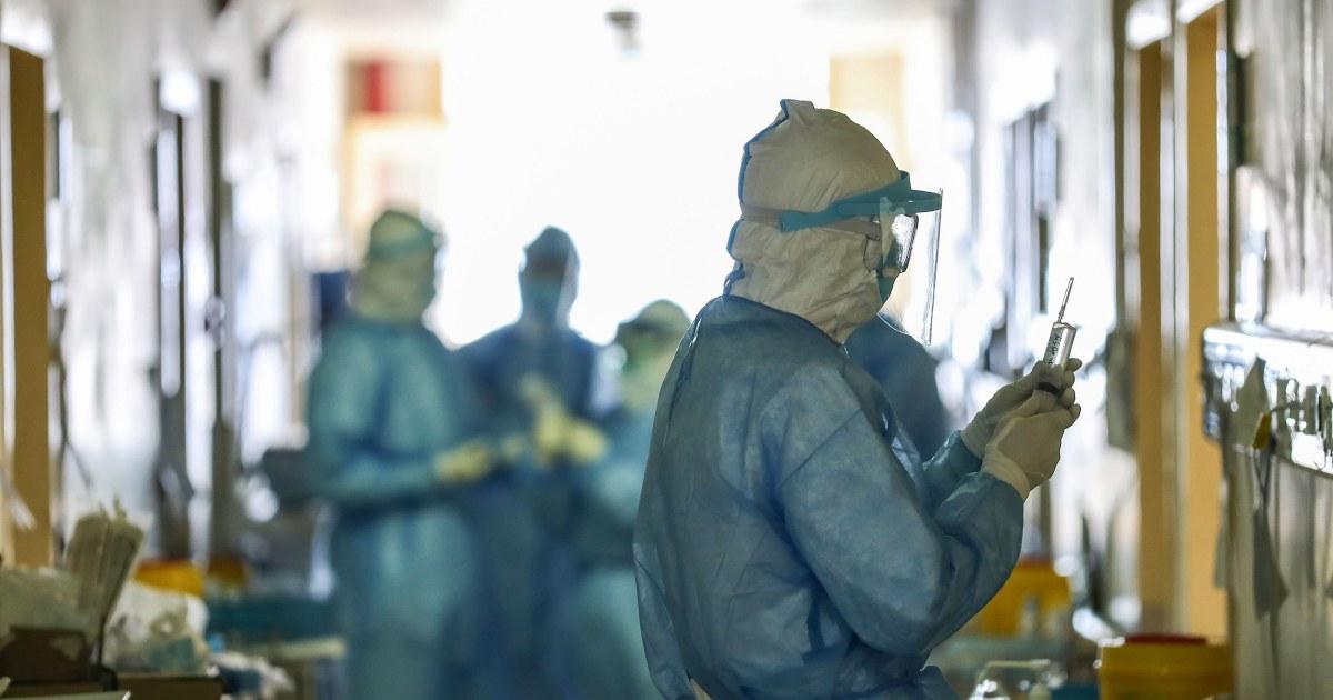Fedsプランへの移転coronavirus患者を地域でのリスク、カリフォルニア都市という