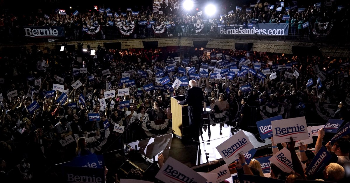 Unstoppable? Bernie Sanders heads into South Carolina stronger than ever