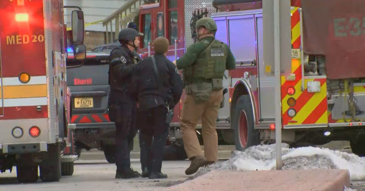 5 killed in shooting at Molson Coors campus in Milwaukee; gunman also dead