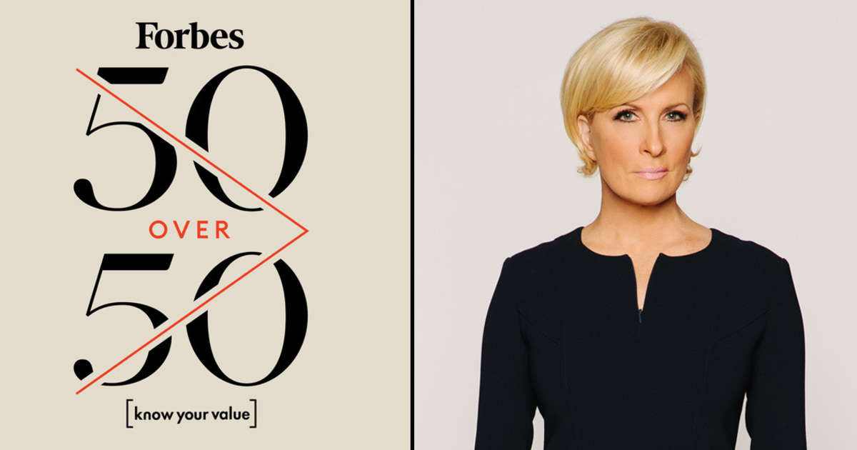 Know Your Value and Forbes are partnering to celebrate 50 trailblazing women over 50