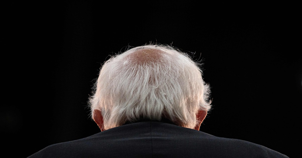Analysis: This time, Sanders 'rigged' the system against himself