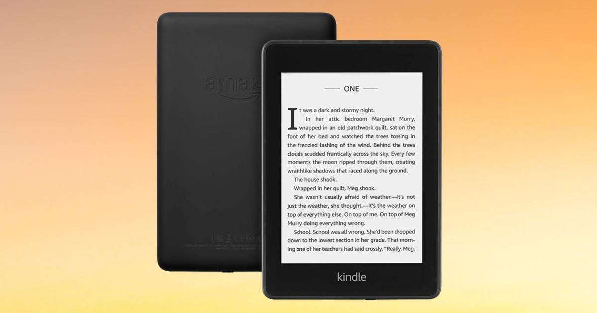 Γιατί εγώ αγάπη μου για το νέο Kindle Paperwhite