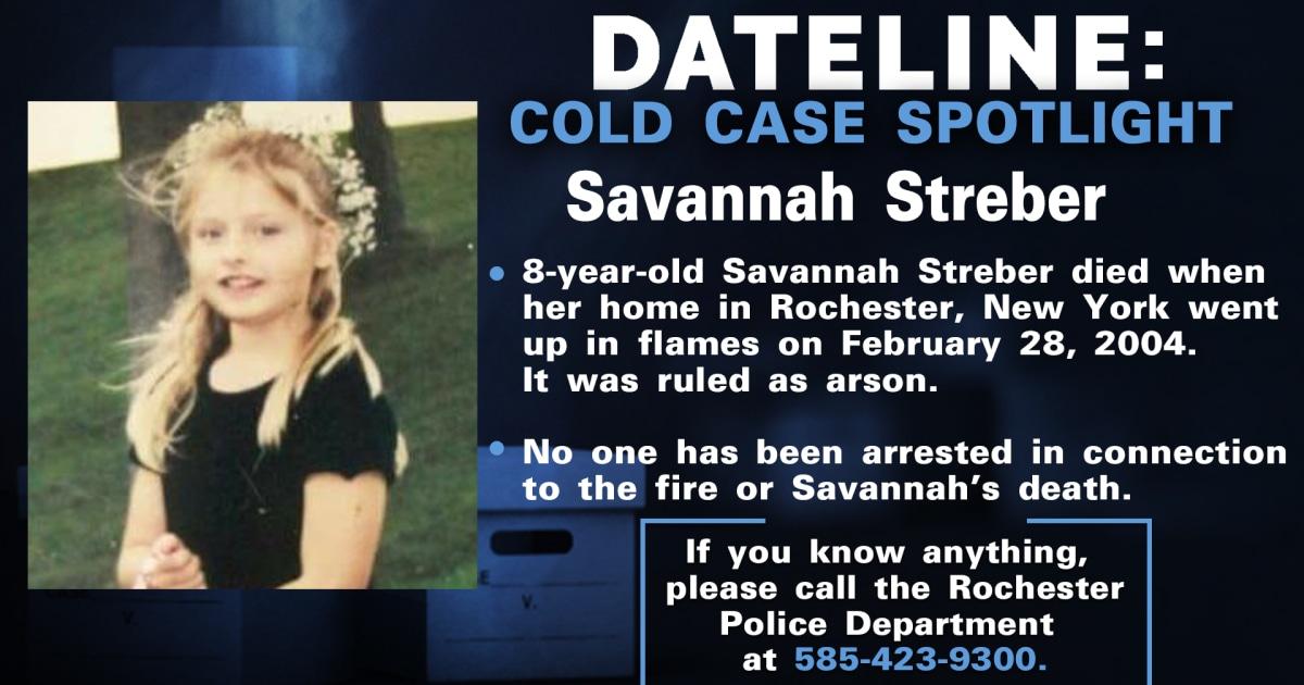 Brandstiftung Tod des acht Jahre alten Rochester Mädchen immer noch ein Rätsel sechzehn Jahre später