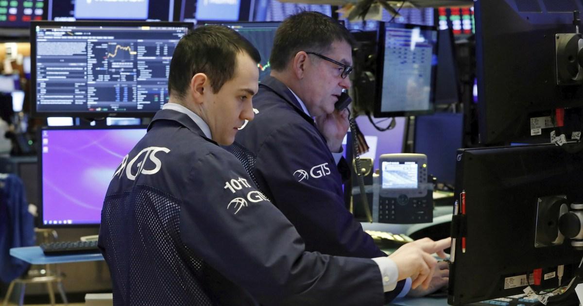ウォール街、深呼吸を回復後最悪の週間2008年