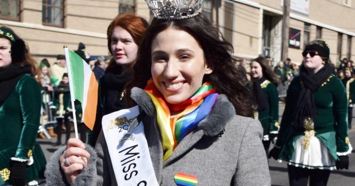 Nach coming-out als Bisexuell, Miss Staten Island gebannt von der St. Patrick ' s parade