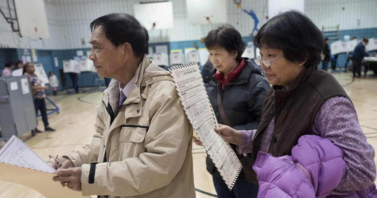 www.nbcnews.com: On Super Tuesday, Asian American and Pacific Islanders hold potentially untapped clout