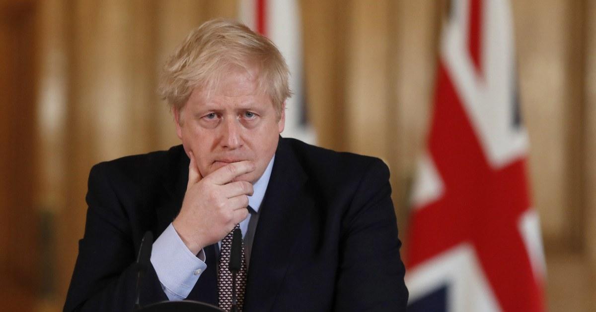 Großbritannien Rollläden alle Kneipen im Angebot enthalten Corona-Virus-Ausbruch