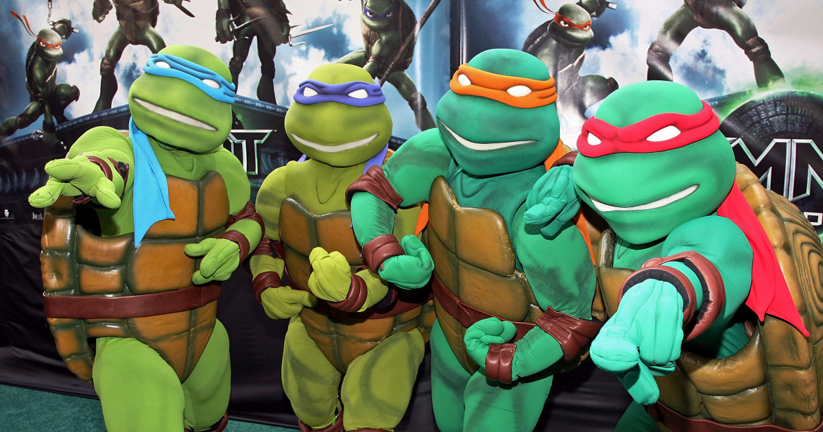 Should The Best Artists Of The Renaissance Be Defined By The Teenage Mutant Ninja Turtles