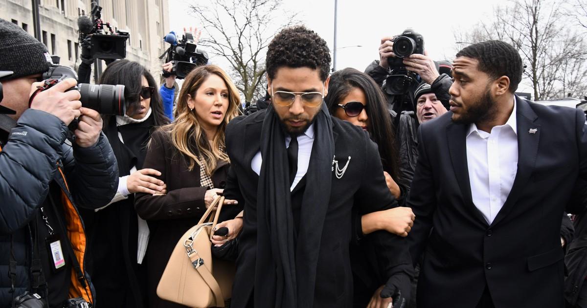 イリノイ州の高等裁判所は拒否Jussie Smollettの動きを止める場合