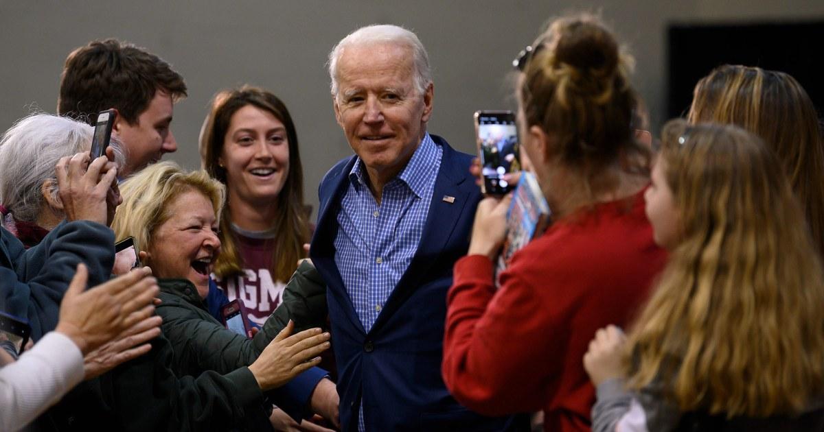 ジョー Biden名Jen O'Malleyディロとしての新しいキャンペーン担当