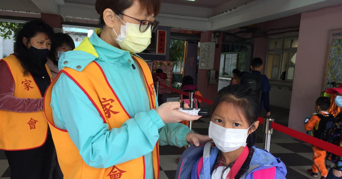 What Taiwan can teach the world on fighting the coronavirus