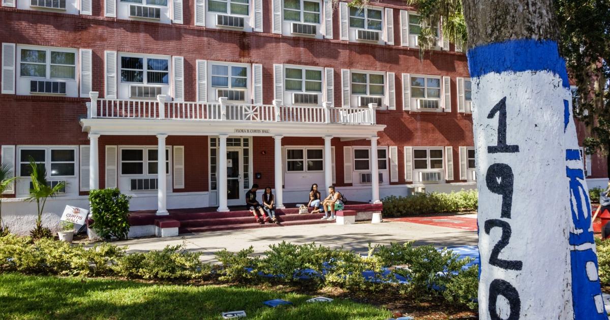 Einschreibung ablehnt, bedrohen die Zukunft der HBCUs, entmutigend alumni