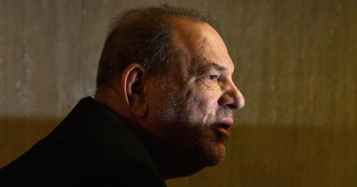 Harvey Weinstein appeals rape criminal sexual act conviction – NBC News