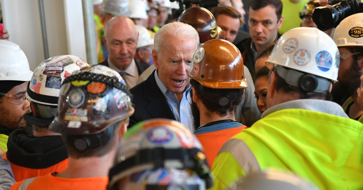 Biden sulit bicara taktik baru untuk Demokrat