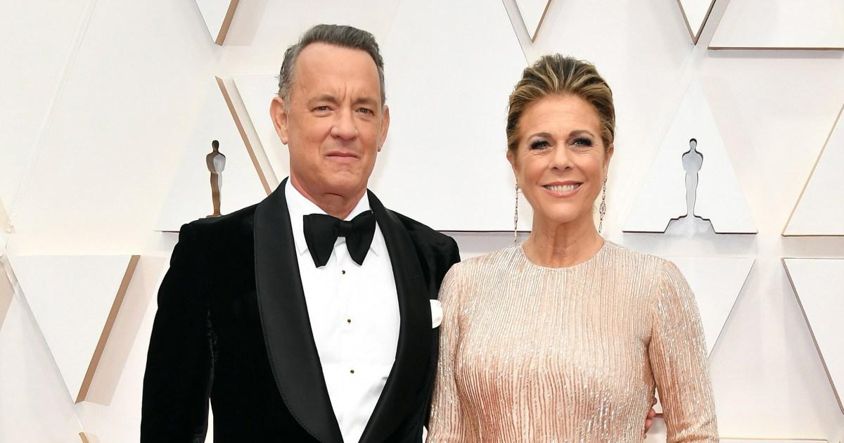 Tom Hanks, Rita Wilson test positiv coronavirus