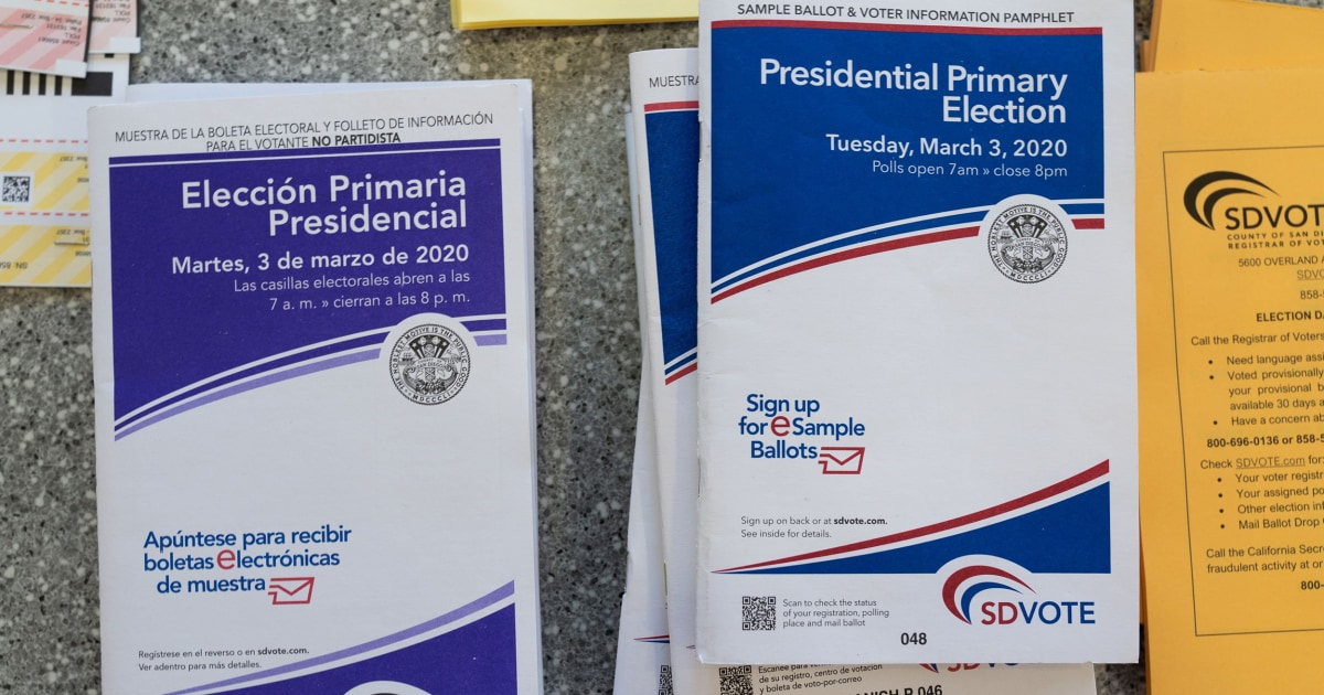 Latino ομάδες να Φλόριντα: η Ψηφοφορία υλικά για ισπανόφωνους