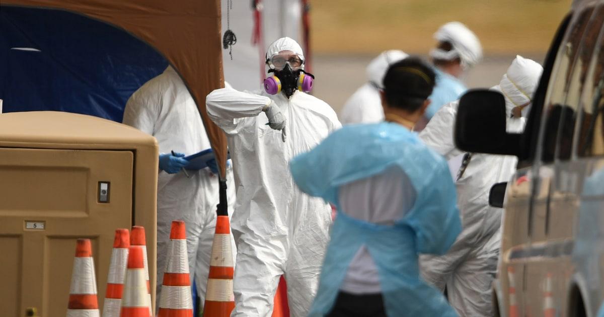 How three stories in one hour changed America's perception of coronavirus