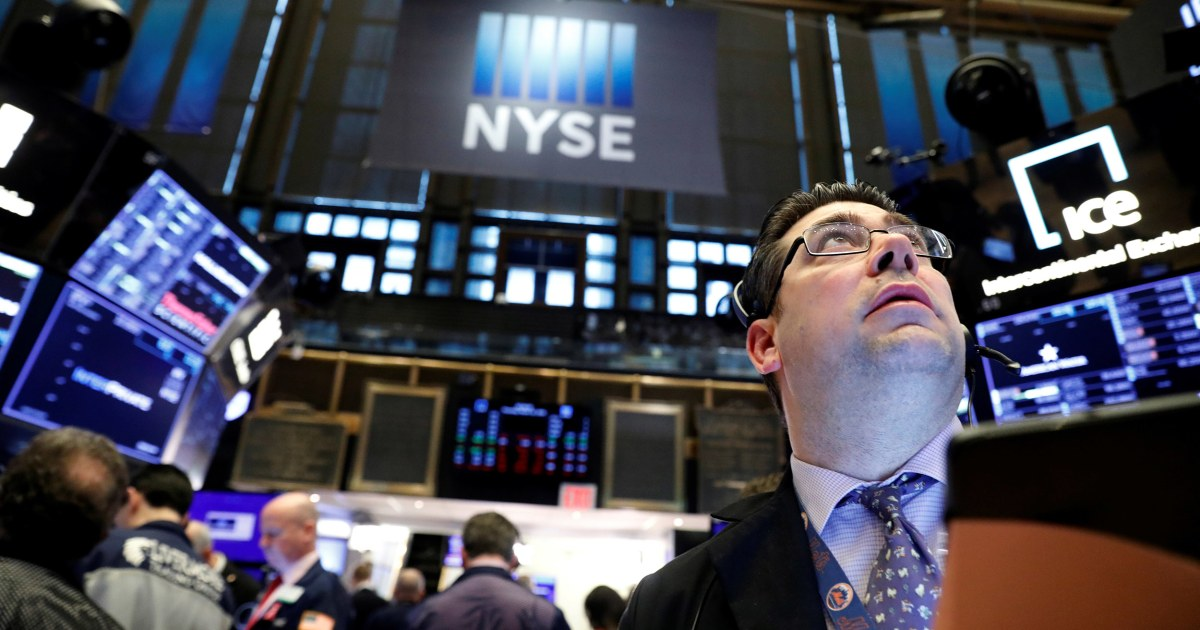 Wall Street bounces back after worst day since Black Monday
