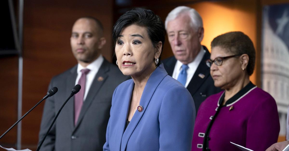 Πολιτικών δικαιωμάτων ομάδες ζητούν από το Κογκρέσο απορρίψει ιός του ρατσισμού