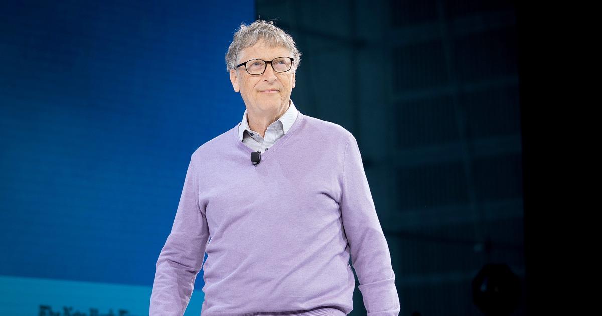 Bill Gates mundur dari Microsoft papan
