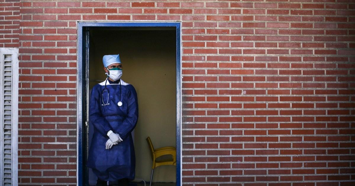 'Das Gesundheitssystem ist bereits in Trümmern': Venezuela ' s hidden COVID-19 Krise