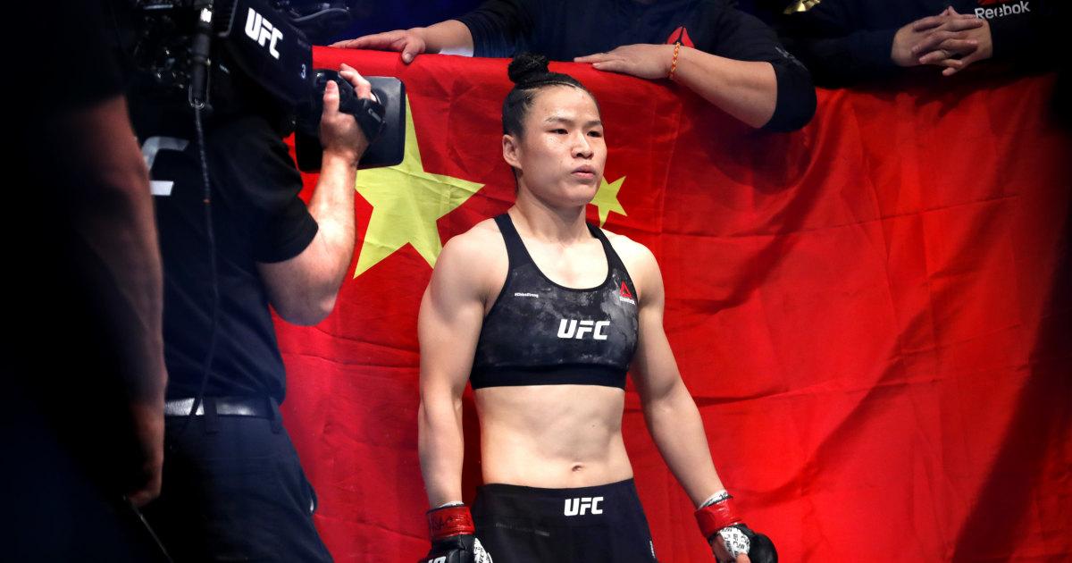 China's first UFC champion uses win to push unity during Coronavirus pandemic