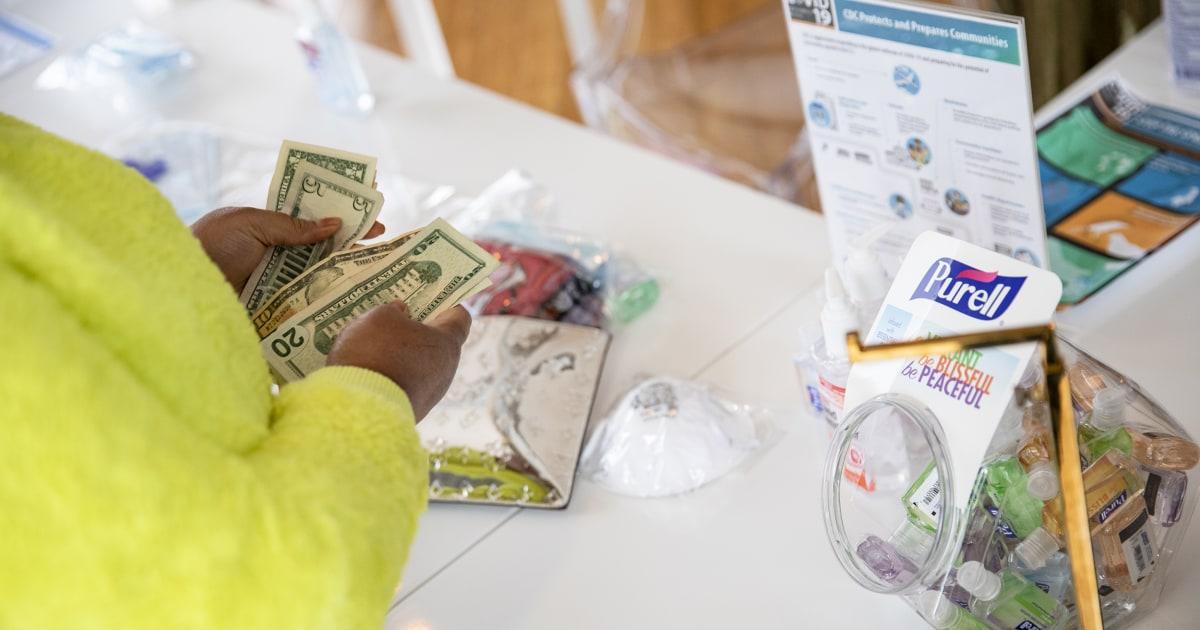 Staaten schieben Preiswuchers Maßnahmen coronavirus Brennstoffe Verbraucher ängste